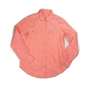 NWT Hollister button up womens
